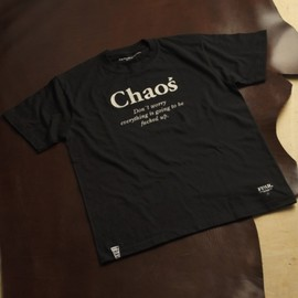FORTY PERCENTS AGAINST RIGHTS - Chaos Tee (BLACK)