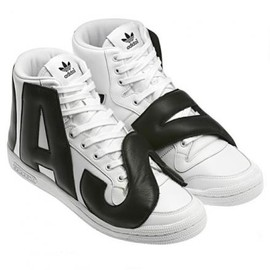 adidas - ADIDAS ORIGINALS BY JEREMY SCOTT JS P-LETTERS LEATHER
