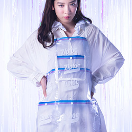 Beams couture × ziplock - COLLECTION 06
