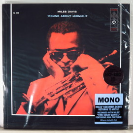 Miles Davis, マイルスディヴィス - ROUND ABOUT MIDNIGHT (MONO)