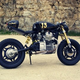 HONDA - CX500 CAFE RACER