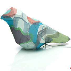 Alessi - Bird lamp