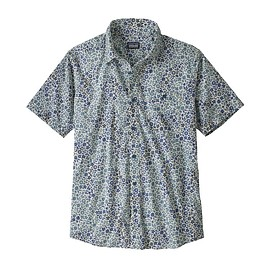 patagonia - M's Go To Shirt, Cover Crop Ombre: Pigeon Blue (COBP)