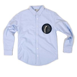 Visvim - Light Blue Juneau Weld Circles Shirt