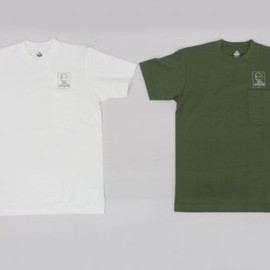 MOUNTAIN RESEARCH - Mountain Research/Pocket Tee  UNCLE HO