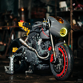 Ortolani Customs - Yamaha TR1