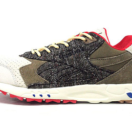 "Reebok - INFERNO SUEDE ""TWEED PACK"" ""BODEGA"" ""LIMITED EDITION"""