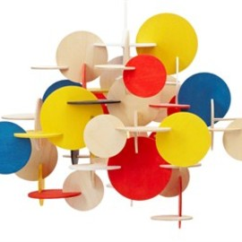 normann copenhagen - Bau Lamp - Small - Multi