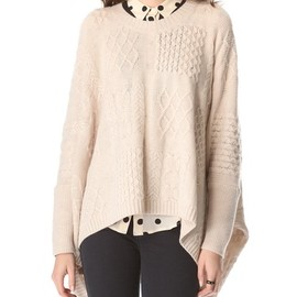 Marc by Marc Jacobs - Glenda Cable Sweater