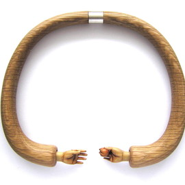 "Julia Harrison - ""Prufrock""  Necklace"