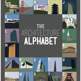 Stephen Wildish - The Architecture Alphabet