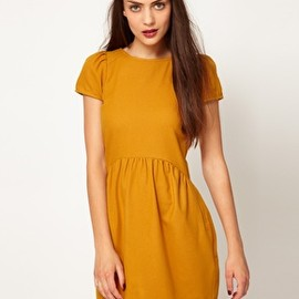ASOS - Image 1 of Sessun Wool Woven Tea Dress