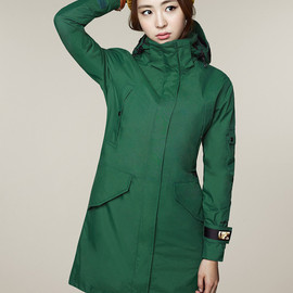 The North Face (White Label) - Lee Yeon Hee