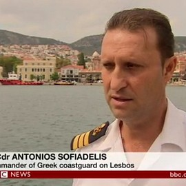 Greece - Port of Lesbos