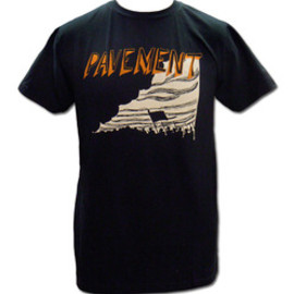 Pavement  - Army T-shirt