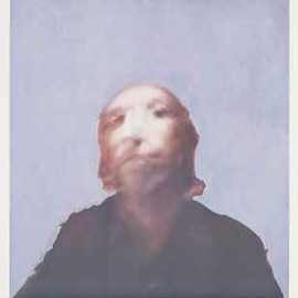 Richard Hamilton - A portrait of the artist by Francis Bacon