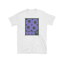 Oh Good Goods - 【 YES ! Stamp Stand!】Short-Sleeve Unisex T-Shirt (3 Colors)