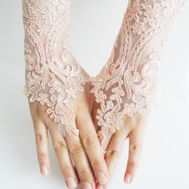 Pink Lace