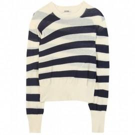 Acne - 2013/SS■ACNE■ LIA STRIPED PULLOVER