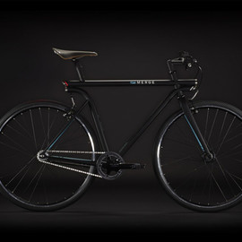 pensa + horse cycles - merge utility bike