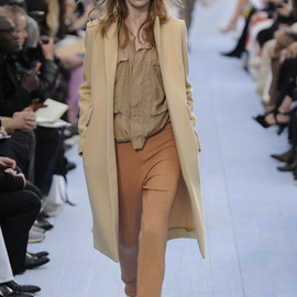Chloé - coat *2012-13AW