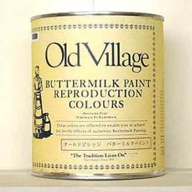 Old Village - バターミルクペイント