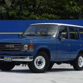 TOYOTA - land cruiser 60