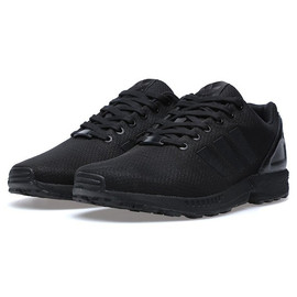 "adidas Originals - ZX Flux ""Black Elements"""