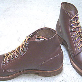 RED WING - #777 60's vintage