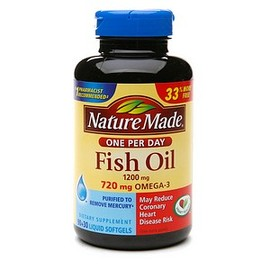 Nature Made - One Per Day 'Fish Oil'