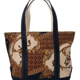 beautiful people - rocking horse tote<M>