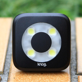 KNOG - *KNOG* blinder light (circle/black)