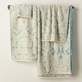 Anthropologie - Perpetual Blooms Towels