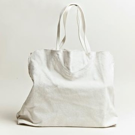 Guidi - Men's Reverse Horse leather Tote Bag