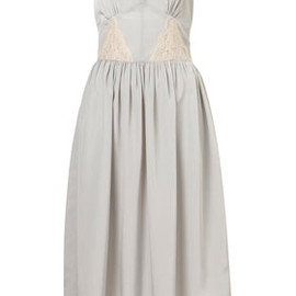 TOPSHOP - Strappy Lace Vintage Slip