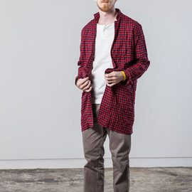 COMMONO reproducts - long cardigan