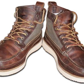RED WING - RED WING WABASHA BOOTS/ Vibram#2021