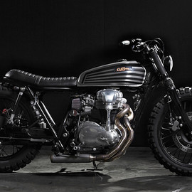 CRD (Cafe Racer Dreams) - #34 Kawasaki W650  2003