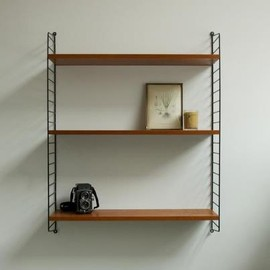 string, greeniche - string shelf @SWEDEN (vintage)