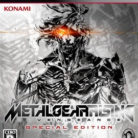 KONAMI - Metal Gear Rising Revengeance