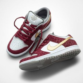 NIKE SB - NIKE SB DUNK LOW SP SHANGHAI 2013