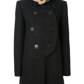 CARVEN - CARVEN - double-breasted coat