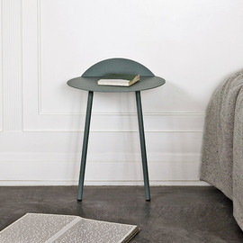 kenyon yeh for menu - two-legged yeh wall table