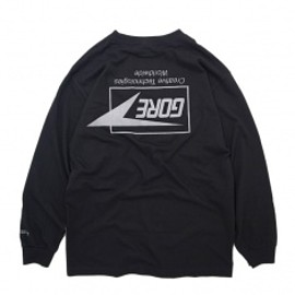 Bootleg Is Better - Keeping You Dry 3M L/S Tee Black