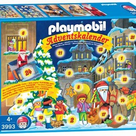 PLAYMOBIL - Playmobil Advent Calendar VI (2002)