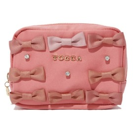 TOCCA - Ribbon satin pouch
