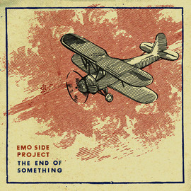 Sea of Tranquility Records - Emo Side Project - The End of Something CD