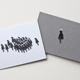 "Julia Borissova - ""Address"" Post Cards Set"