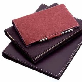 Hermes - Alligator & Leather agendas, all sizes