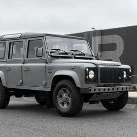 G-STAR RAW x LAND ROVER - Raw Defender